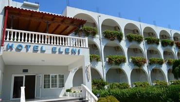 Hotel Eleni - polopenze