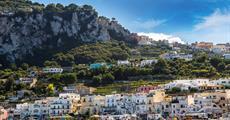 5 denní objevování jižní Itálie (od Říma po Capri) s výstupem na Vesuv