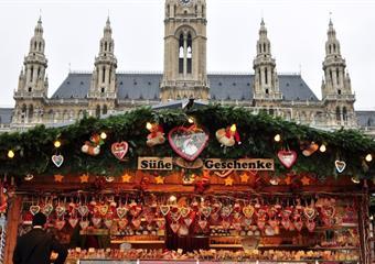 Advent ve Vídni se zastávkou v Primarku
