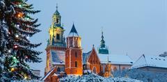 Adventní Krakov a solné doly Wieliczka