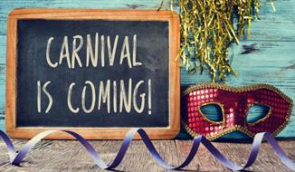 Proslulý karneval v romantických Benátkách ve 3 dnech