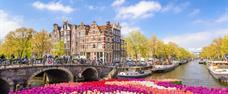 Do Amsterdamu, Zaanse Schans, Delft za sýrem a památkami