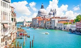 Benátky s koupáním v Lido a návštěvou ostrova Murano