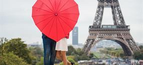 Valentýn v Paříži na 4 dny se sektem do páru