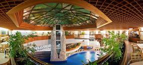 MenDan Magic Spa & Wellness Hotel, Zalakaros Luxusní maďarské termály s polopenzí