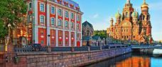 5denní letecká výprava za perlami severu - Petrohrad a Helsinky
