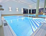 Polonica-Zdrój, luxusní hotel Nowy Zdrój s ozdravným a relaxačním centrem a s polopenzí