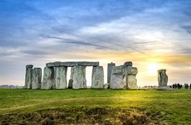 Londýn se zastávkou v Oxfordu a Stonehenge