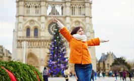 Advent v Paříži a zámek Versailles