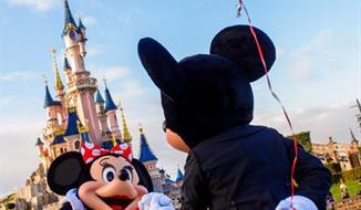 4denní Valentýn v Paříži s návštěvou Disneylandu