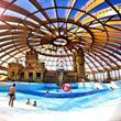 Budapešť, Aquaworld Resort s polopenzí, wellness a přímým vstupem do aquaparku ****
