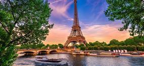 Magická Paříž s návštěvou Eiffelovy věže