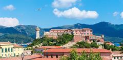 Florencie, Pisa a Napoleonova Elba s koupáním v moři