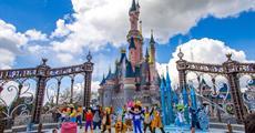 Pohádkový zájezd do Paříže a Disneylandu - Eiffelova věž, mořský svět i známá ZOO