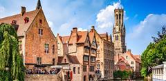 Putování po Belgii a Holandsku