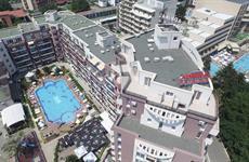 ADMIRAL PLAZA Hotel letecky z Brna (8denní pobyty)