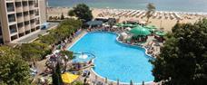 Hotel Slavyanski vlastní dopravou