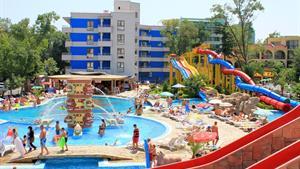 Kuban Resort & Aquapark vlastní dopravou