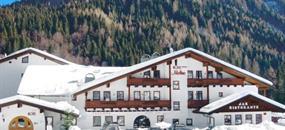 Falcade, Hotel Molino v srdci Dolomit s bazénem a polopenzí