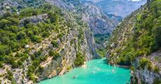 Nejoblíbenější Provence - Marseille, Cannes, Monako s projížďkou v Canyon Verdon