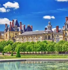 Paříž a zámky Fontainebleau, Vaux-le-Vicomte