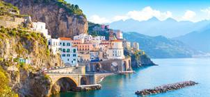 Jižní Itálie s návštěvou Říma a Amalfského pobřeží ***
