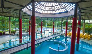 Radenci, hotel Izvir s termálním světem