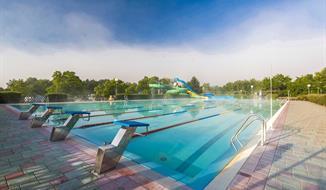 Lendava, hotel Lipa s wellness s parafinovou termální vodou