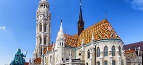 Objevování Budapešti s návštěvou termálů