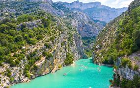 To nejlepší z Provence – Monaco, Cannes, Canyon Verdon, Camargue s levandulovými poli