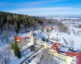 Jižní Polsko, Klinika Młodości u českých hranic s wellness a polopenzí