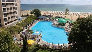 Hotel Slavyanski vlastní dopravou s polopenzí