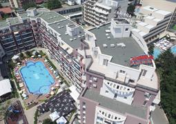 ADMIRAL PLAZA Hotel vlastní dopravou s polopenzí