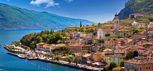 Z Říma na sever přes Benátky, Veronu, Florencii a Lago di Garda ***