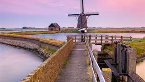 Nejkrásnější národní parky Holandska a Amsterdam