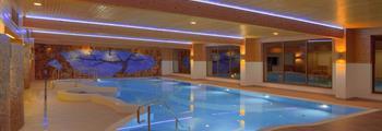 Świeradów-Zdrój, Hotel Buczyński Medical & Spa s romantickými výhledy