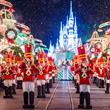 Adventní Paříž se zastávkou v Disneylandu s ohňostrojem **