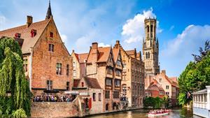 Adventní putování po Belgii a Holandsku