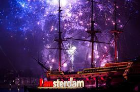 Romantický Silvestr v Holandsku: Zaanse Schans a Amsterdam + sekt do páru