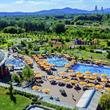 Budapešť, Aquaworld Resort s wellness a aquaparkem ****