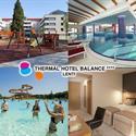 Lenti v novém Thermal Hotel Balance propojeném s termálními lázněmi