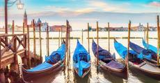 Valentýn v Benátkách a ve Veroně s návštěvou Sirmione a sektem do páru