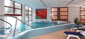 Sárvár, hotel Danubius Health Spa Resort s termálními bazény