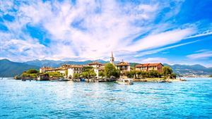 Jezera Švýcarska a Itálie s nákupy v Milánu