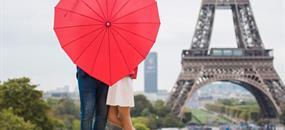 Valentýn v Paříži s návštěvou Versailles se sektem do páru