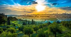 Izrael - novoroční koupání v Rudém moři