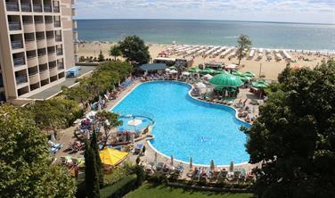 Hotel Slavyanski (11 a 12 denní pobyty) vlastní dopravou se snídaní