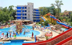 Kuban Resort & Aquapark (8 denní pobyty) autobusem