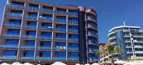 Hotel Sunny Bay (8 denní pobyty) vlastní dopravou