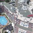 ADMIRAL PLAZA Hotel (8 denní pobyty) vlastní dopravou se snídaní ***